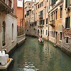 Venice canals 4 by Elena Skvortsova