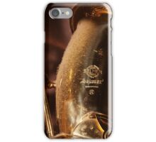 Saxophone Selmer iPhone Case/Skin