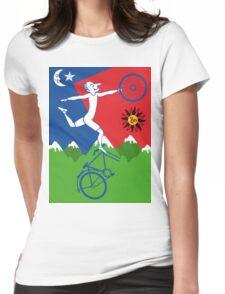 Hofmann Tripping Womens Fitted T-Shirt
