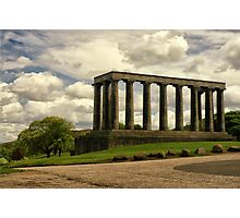 The National Monument Photographic Print