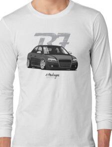 Audi A4 B7 (black) Long Sleeve T-Shirt