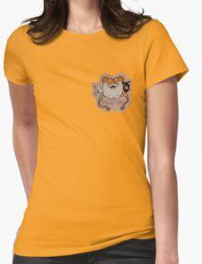 Usabjørn Magical Girl Womens Fitted T-Shirt