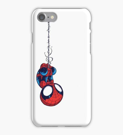Spider boy iPhone Case/Skin