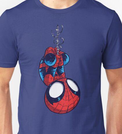 Spider boy Unisex T-Shirt