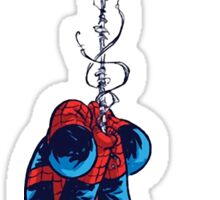 Spider boy Sticker