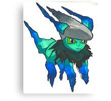 Pokemon Jacksepticeye Canvas Print