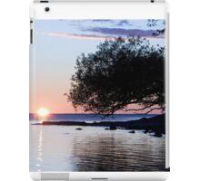 Lake Nipissing Sunset iPad Case/Skin
