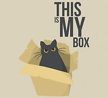 "The Box - ""This is my box."" by Wiggles Of Wonder"