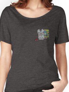 Usabjørn Reading Women's Relaxed Fit T-Shirt