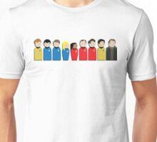 Trekking To The Stars Unisex T-Shirt