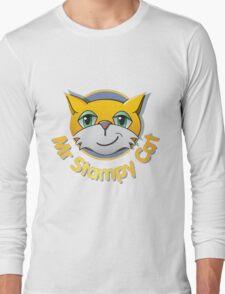 Funny cat t-shirt Long Sleeve T-Shirt
