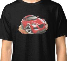 Mazda RX8 Caricature Classic T-Shirt