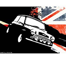 Classic MINI Photographic Print