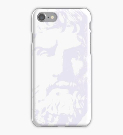 Epicurus Bust iPhone Case/Skin