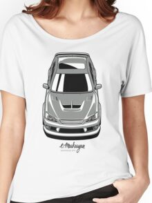 Toyota Altezza / Lexus IS (grey) Women's Relaxed Fit T-Shirt