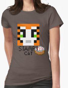 Funny cat t-shirt - unisex shirt Womens Fitted T-Shirt