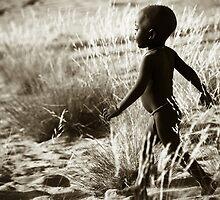 Ovahimba by Olwen Evans