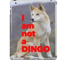 Tom Wheeler is a Dingo iPad Case/Skin