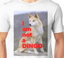 Tom Wheeler is a Dingo Unisex T-Shirt