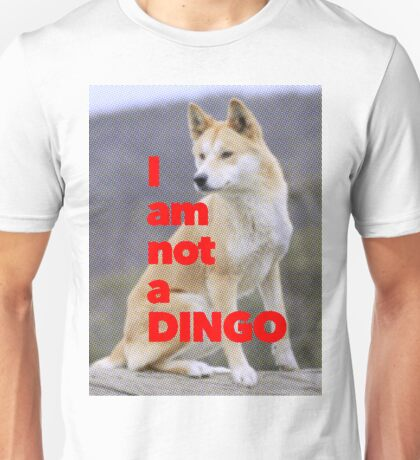 Tom Wheeler is a Dingo Unisex T-Shirt