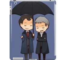 let me keep you dry  iPad Case/Skin