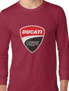 DUCATI CORSE  Long Sleeve T-Shirt