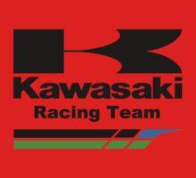 Kawasaki Green Team Kids Tee