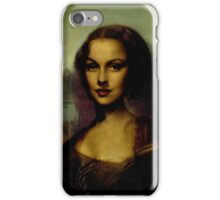 Mona Monroe iPhone Case/Skin