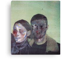 Disfigure Faces 01 Canvas Print