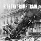 Ride The Trump Train by Edward Fielding