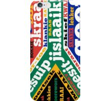 South African slang and colloquialisms  iPhone Case/Skin