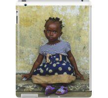 Ghanaian child iPad Case/Skin