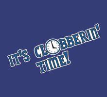 It's Clobberin' Time by psychoandy