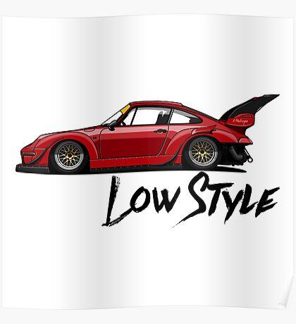 RWB profile (red) Poster