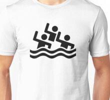 Synchronized swimmer Unisex T-Shirt