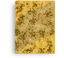 Nice design for autumn Canvas Print