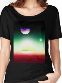 Dome City Women's Relaxed Fit T-Shirt