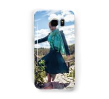 Beautiful and sexy young adult attractive Samsung Galaxy Case/Skin