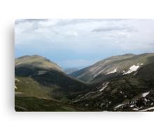 Rocky Mountain National Park 4 Canvas Print