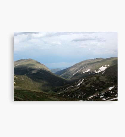 Rocky Mountain National Park 4 Canvas Print