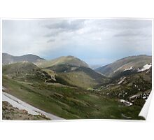 Rocky Mountain National Park 5 Poster
