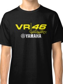 VR-46 VALE RIDER YAMAHA Classic T-Shirt