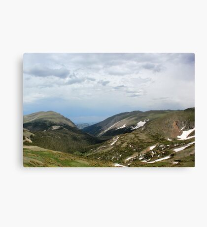Rocky Mountain National Park 6 Canvas Print