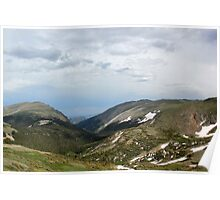 Rocky Mountain National Park 6 Poster