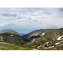 Rocky Mountain National Park 6 Photographic Print