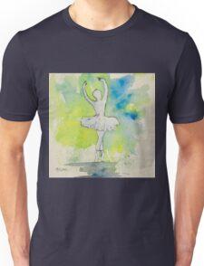 TINY DANCERS IN COLOUR 6 Unisex T-Shirt