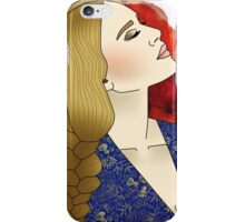 Painted Girl iPhone Case/Skin