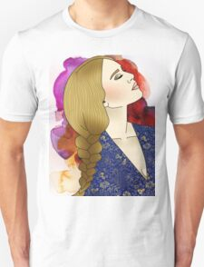 Painted Girl T-Shirt
