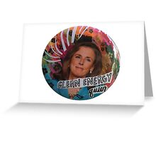 Kate McGinty for Senate Greeting Card