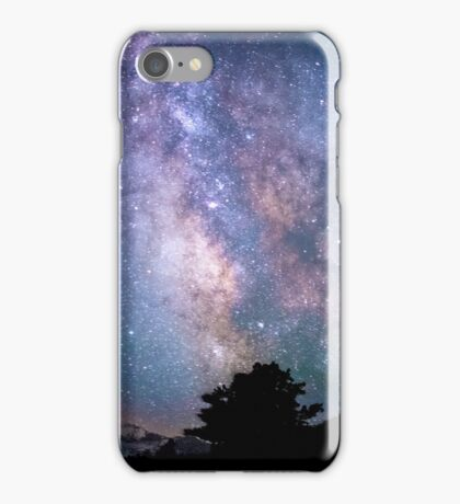 The Stars Above Us iPhone Case/Skin